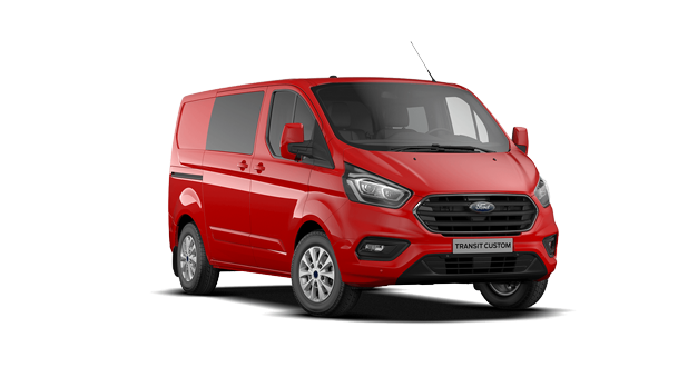 FORD TRANSIT Custom Limited DCIV
