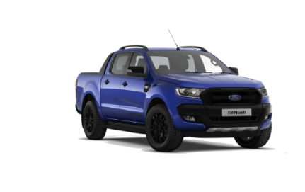 FORD RANGER Double Cab Wildtrak X