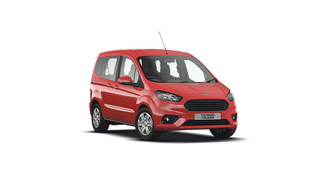 Ford Tourneo Courier Zetec Ford Tourneo Courier New Vans