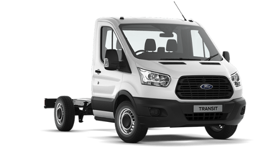 FORD TRANSIT SINGLE CHASSIS CAB